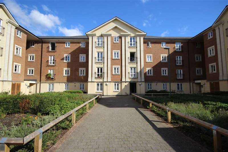 2 Bedrooms Property for sale in Brunel Crescent, Swindon Town Centre, Wiltshire