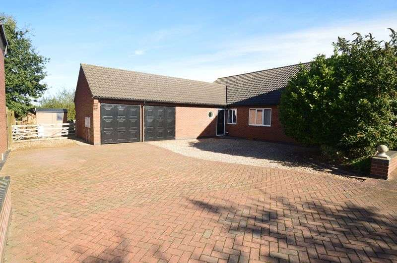 5 Bedrooms Detached House for sale in Sowters Lane, Loughborough