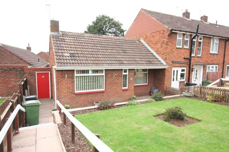 1 Bedroom Semi Detached Bungalow for sale in WORDSLEY, Swan Lane