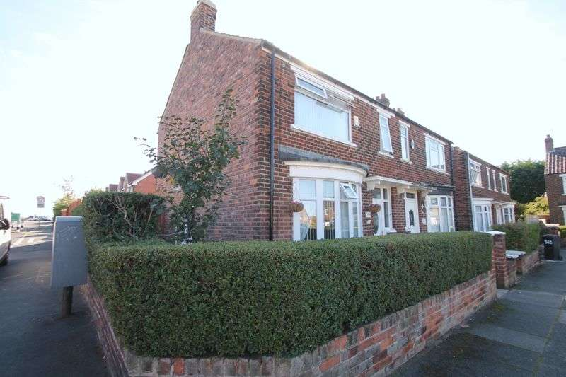 3 Bedrooms Semi Detached House for sale in Saltwells Road, Longlands
