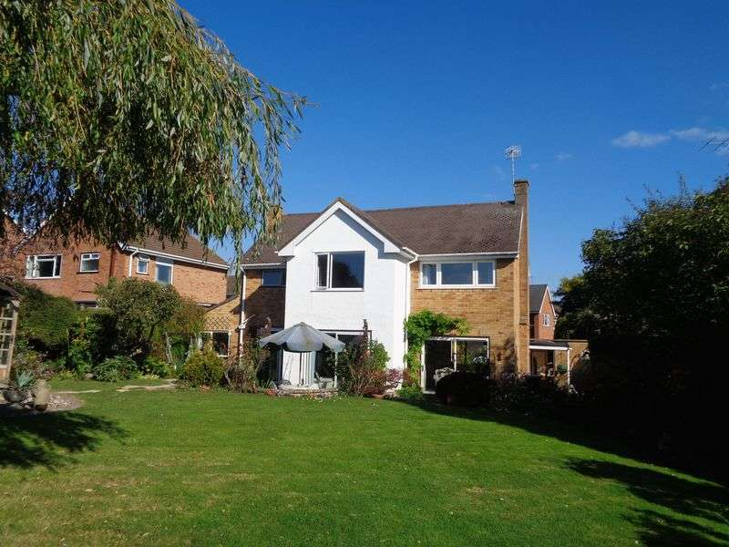 4 Bedrooms Detached House for sale in Highfield Road, Evesham