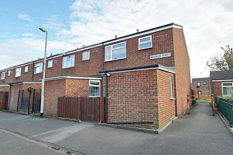 3 Bedrooms Terraced House for sale in Waterloo Street, Hull