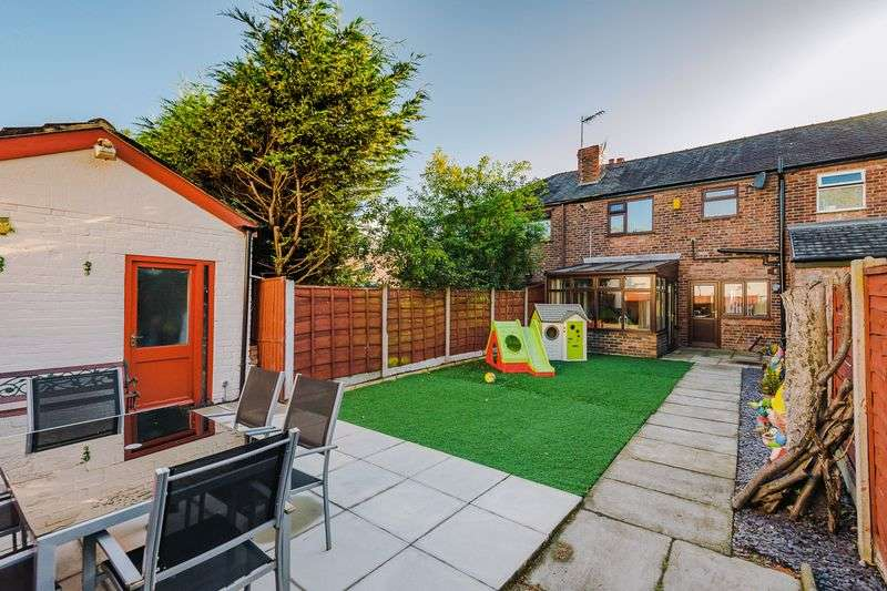 3 Bedrooms Terraced House for sale in Orford Road, Warrington