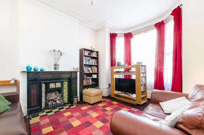 6 Bedrooms House for sale in Stockwell Park Road, Stockwell, SW9