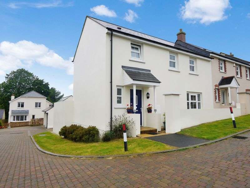3 Bedrooms Semi Detached House for sale in Shebbear, Beaworthy