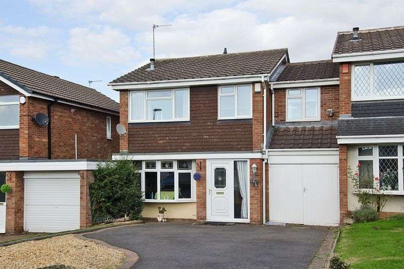 5 Bedrooms Detached House for sale in Kielder Close, Heath Hayes, Cannock
