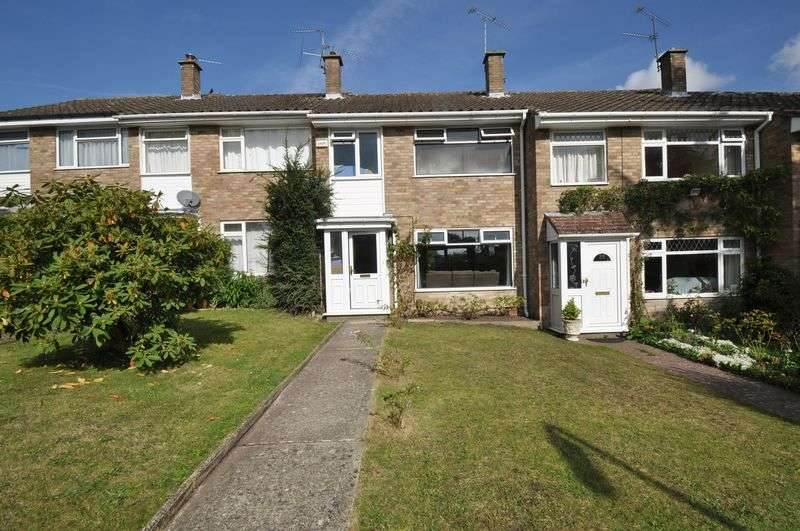 3 Bedrooms Terraced House for sale in Park Hill, Church Crookham