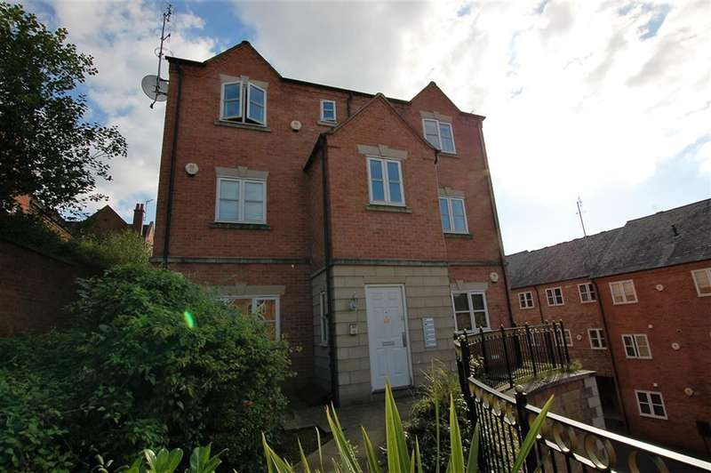 1 Bedroom Flat for sale in St Giles Row, Lower High Street, Stourbridge, DY8 1TR