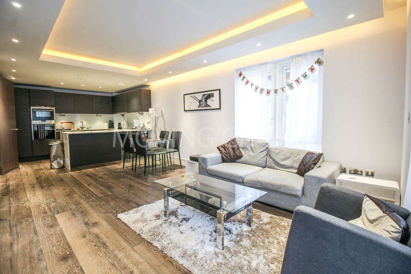2 Bedrooms Flat for sale in Distillery Wharf, Fulham Reach, Fulham