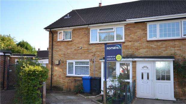 3 Bedrooms Semi Detached House for sale in Northumbria Road, Maidenhead, Berkshire