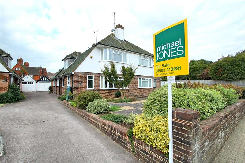 4 Bedrooms Semi Detached House for sale in South Street, Tarring, West Sussex, BN14