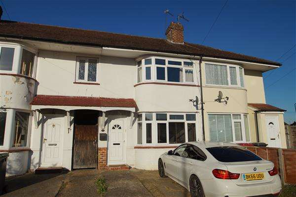 3 Bedrooms Terraced House for sale in Bower Way, Cippenham