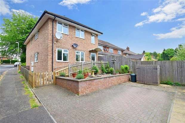 2 Bedrooms Flat for sale in 2a Lea Road, SEVENOAKS, Kent