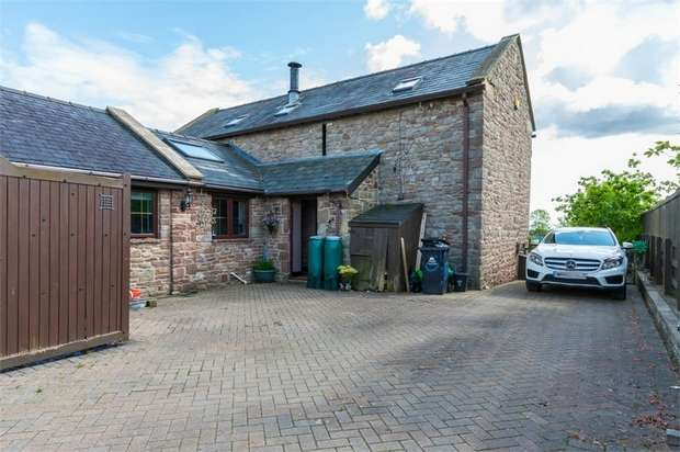 4 Bedrooms Detached House for sale in Stroat, Chepstow, Gloucestershire