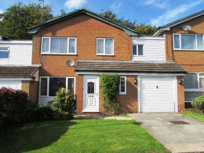 4 Bedrooms Link Detached House for sale in Matley Close, Hyde, Cheshire, .