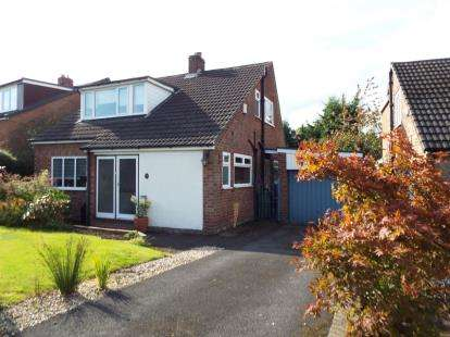 3 Bedrooms Detached House for sale in Marina Drive, Marple, Stockport, Cheshire