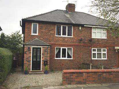 3 Bedrooms Semi Detached House for sale in Mond Road, Irlam, Manchester, Greater Manchester