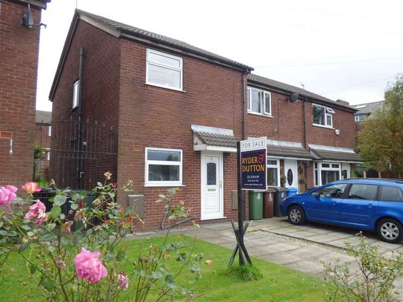 3 Bedrooms Property for sale in Hardman Street, Chadderton, OLDHAM, Lancashire, OL9