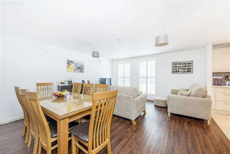 2 Bedrooms Property for sale in Blueprint Apartments, Balham Grove, Balham