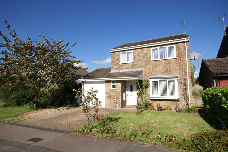 4 Bedrooms Detached House for sale in Crowthers Avenue, Yate, Bristol BS37 5SZ