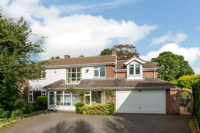 6 Bedrooms Detached House for sale in Newbold Terrace East, Leamington Spa