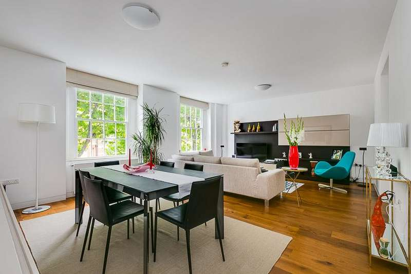 3 Bedrooms Property for sale in North End House, Fitzjames Avenue, London, W14