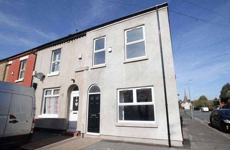 5 Bedrooms Terraced House for sale in Elaine Street, Toxteth, Liverpool, L8
