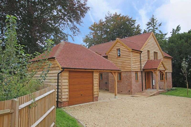 4 Bedrooms Detached House for sale in King's Somborne