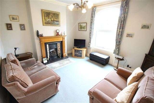 3 Bedrooms Terraced House for sale in Westwood Terrace , Leek , Staffordshire , ST13 5EJ