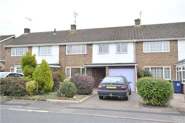 4 Bedrooms Terraced House for sale in Moselle Drive, Churchdown, GLOUCESTER, GL3 2TA