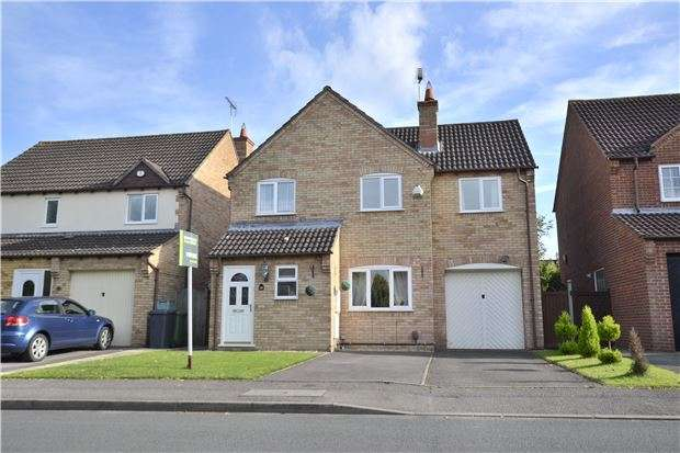4 Bedrooms Detached House for sale in The Causeway, Quedgeley, GLOUCESTER, GL2 4LD
