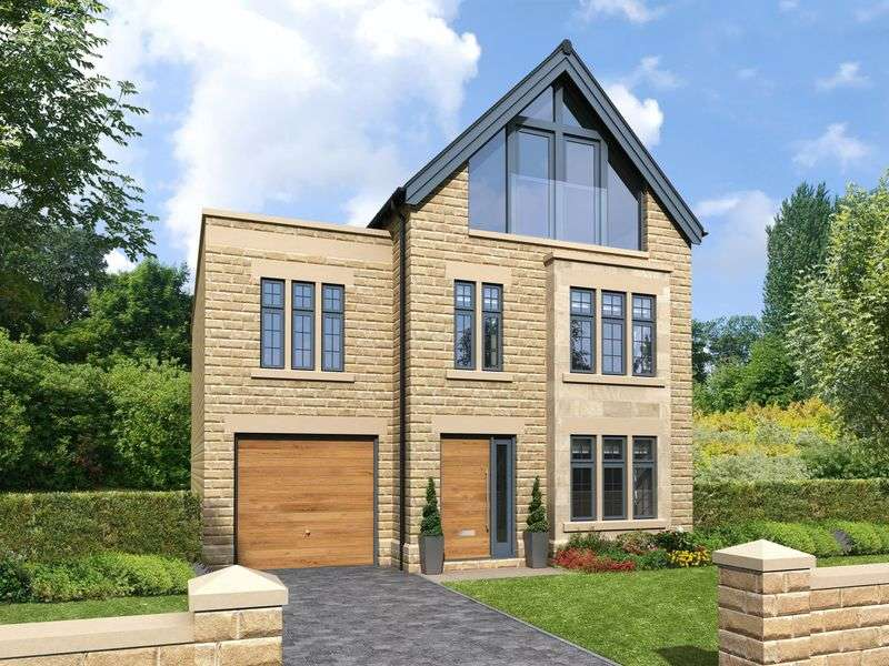 4 Bedrooms Detached House for sale in Plot 2, The Rise, Crowthorn, Edgworth, Bolton