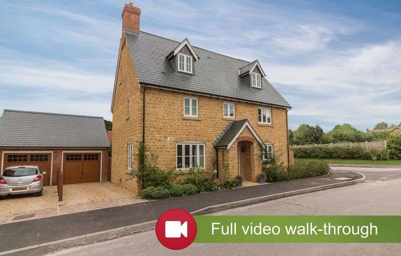 5 Bedrooms Detached House for sale in Chapel Field, South Petherton