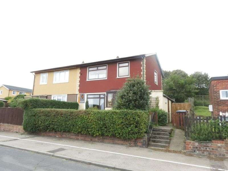3 Bedrooms Semi Detached House for sale in Smillie Road, Horden