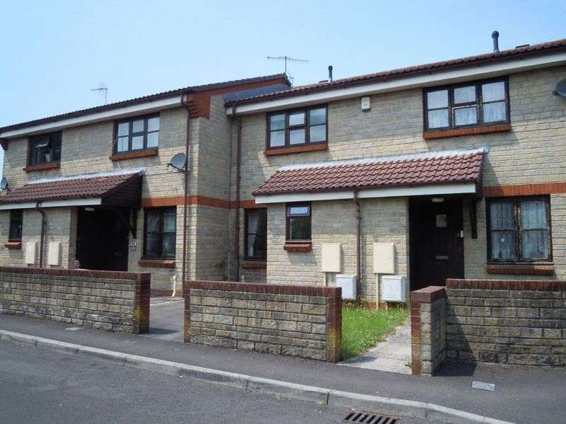 2 Bedrooms Terraced House for sale in Punnet Close, Cheddar
