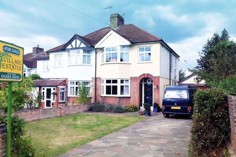 3 Bedrooms Semi Detached House for sale in High Road, Wilmington
