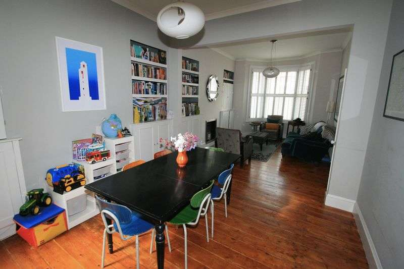 4 Bedrooms Terraced House for sale in HAZEL ROAD, LONDON, NW10 5PP