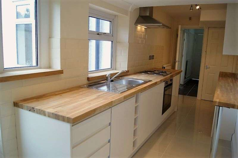 4 Bedrooms Terraced House for sale in Recently refurbished four bedroom, three storey family home in Birchgrove, offered for sale with no onward chain.