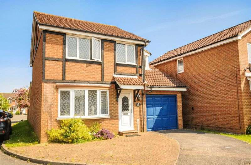 4 Bedrooms Detached House for sale in Foster Road, Abingdon