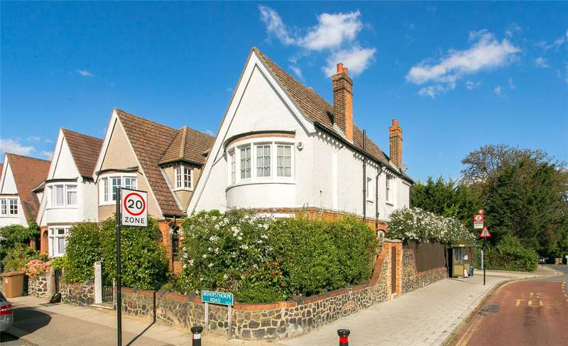 5 Bedrooms Semi Detached House for sale in Bishopsthorpe Road, London, SE26
