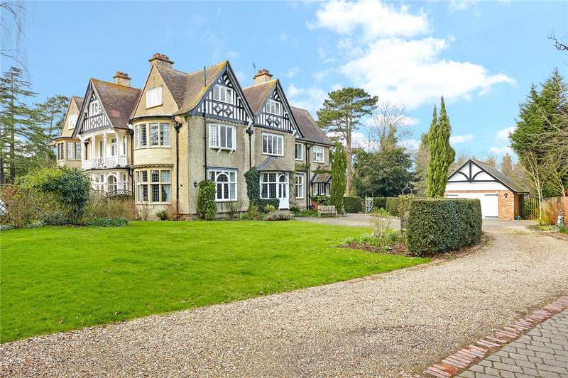 6 Bedrooms Semi Detached House for sale in Crook Road, Brenchley, Tonbridge, Kent, TN12