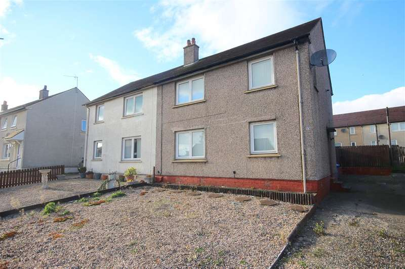 3 Bedrooms Semi Detached House for sale in Wheatlands Avenue, Bonnybridge