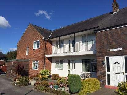 2 Bedrooms Flat for sale in The Court, Aspels Crescent, Penwortham, Preston, PR1
