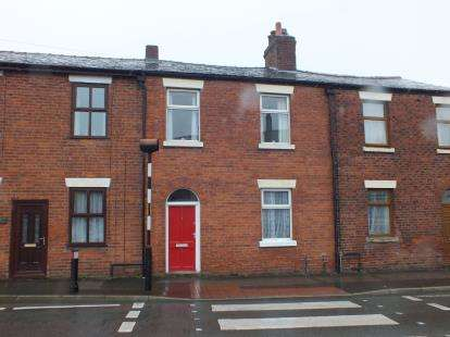 3 Bedrooms Terraced House for sale in Leyland Lane, Leyland, Lancashire