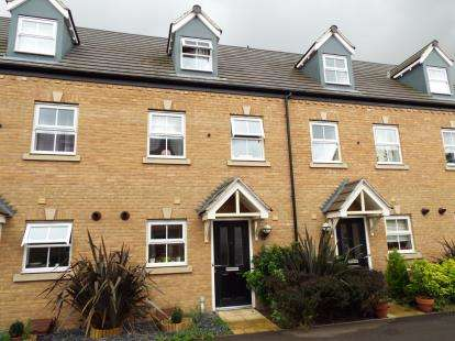 3 Bedrooms Terraced House for sale in Longstanton, Cambridge, Cambridgeshire