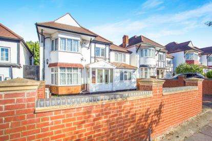 6 Bedrooms Detached House for sale in Greyhound Hill, Hendon, London, Hendon