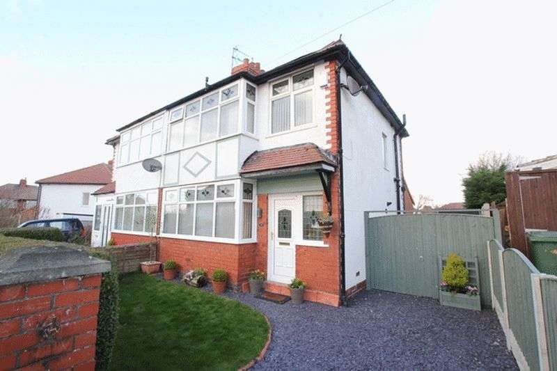 3 Bedrooms Semi Detached House for sale in Bispham Drive, Meols, Wirral