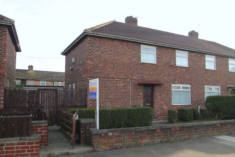 3 Bedrooms Semi Detached House for sale in Overdale Road, Park End