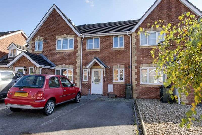 2 Bedrooms Terraced House for sale in Llewellyn Walk, Newport