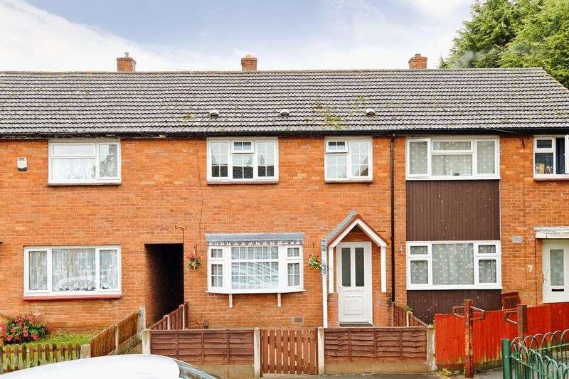 3 Bedrooms Terraced House for sale in Meadow Close, Madeley